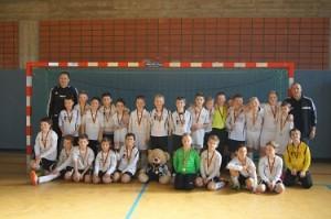 Hallenspieletreff 2016 E-Jugend SG LOK klein